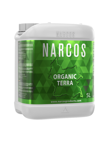 Narcos Organic Terra 5L