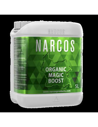 Narcos Organic Magic Boost 5L