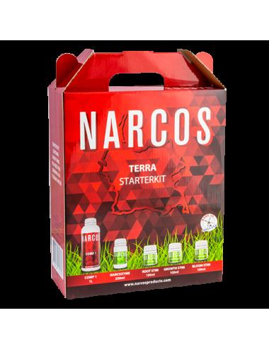 Narcos Starterkit 1 Comp